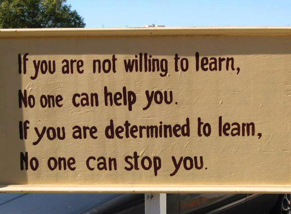 Aprender, todo un procesoes.