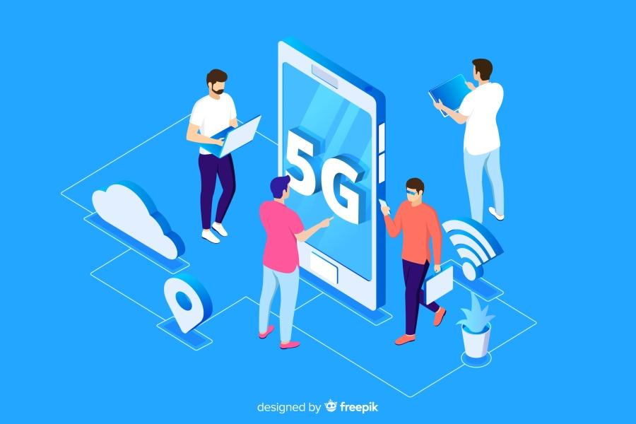 """Comando """"5G"""": Aplicaciones al mundoeducativo."""